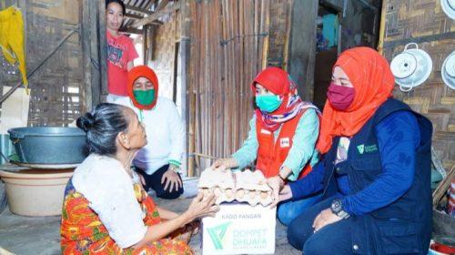 Untuk Majene, Kado Pangan Dari Dompet Dhuafa Sulbar