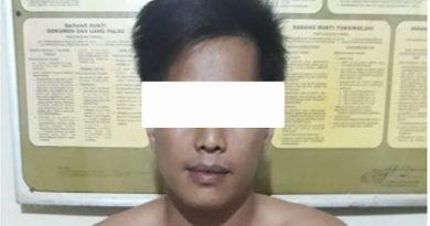 Pelaku Penganiayaan Ditangkap Setelah Tiga Pekan Melarikan Diri