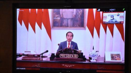 Presiden Minta Kepala Daerah Identifikasi Sektor Terdampak Covid-19