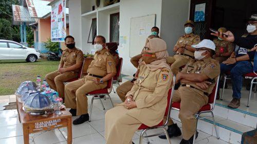 Program Gedoor Bersih COVID-19 Tahap III di Polewali Mandar