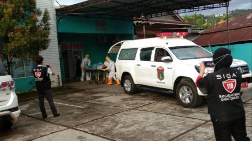 99 Pasien Positif Covid-19 di Sulbar, 76 Dinyatakan Sembuh