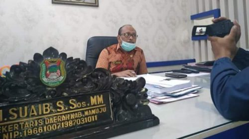 SKB CPNS 2020 Pemkab Mamuju Live Media Sosial