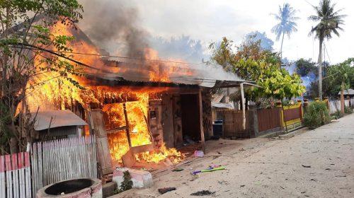 Ini Kisah Korban Kebakaran di Lembang-Lembang Limboro