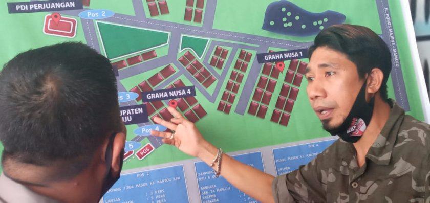KPU Imbau Bakal Calon Tak Iring-iringan Saat Mendaftar