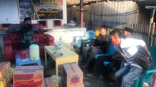 Ajbar: Perlu Sarana Pemadam di Setiap Ibukota Kecamatan