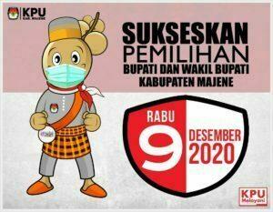 Cek Kesehatan Calon, KPU Majene Belum Tunjuk Rumah Sakit