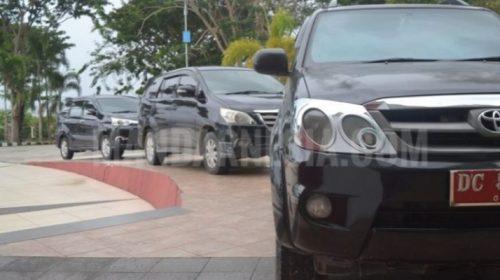 Ribuan Kendaraan Dinas di Sulbar Nunggak Pajak
