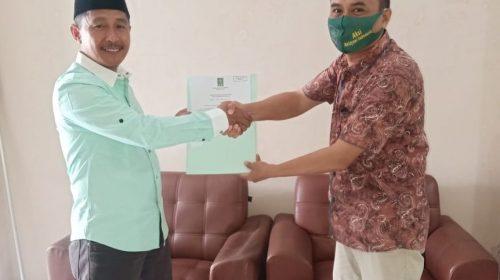 Rekomendasi PKB Resmi ke Fahmi-Lukman