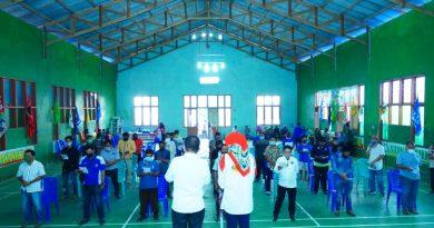 Dilantik, Tim Sendana-Tamero'do Komitmen Menangkan Patma-Lukman