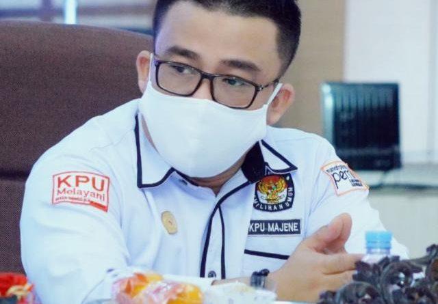 KPU Majene Butuh 2.940 Petugas KPPS