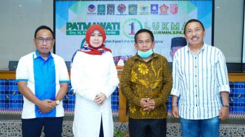 Rizal Sirajuddin Komitmen Dukung Penuh Patma-Lukman