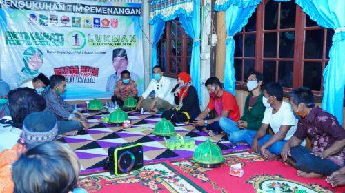 Kampanye Perdana Patma-Lukman, Komitmen Lanjutkan MP3