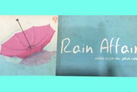 Resensi Novel Rain Affair, Ketika Hujan Aku Jatuh Cinta