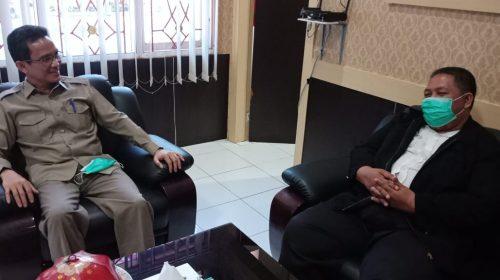 Ada Aduan Masyarakat, Ombudsman Berkunjung ke BPN Sulbar