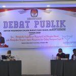 KPU akan Evaluasi Debat Publik Putaran Pertama