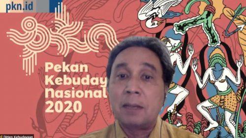 Menyambut Pekan Kebudayaan Nasional Virtual 2020