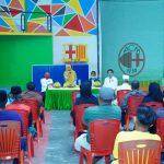 Antusias Warga Saat Kampanye Patma-Lukman di Pamboang