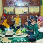 Nostalgia 31 Tahun yang Lalu, Patmawati Sambangi Posko KKN di Tande