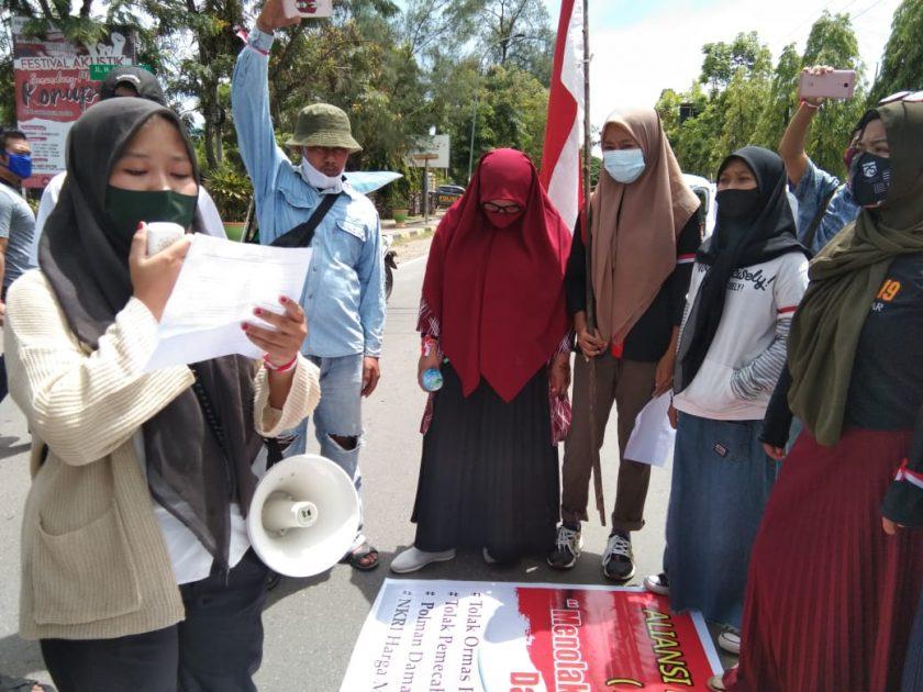 AMPB Tolak Rizieq Sihab dan FPI Hadir di Polewali Mandar