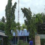 Tower Internet di SMPN 1 Malunda Minta Dirobohkan