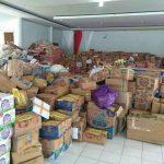 Dikeluhkan, Bantuan Sembako Dijemput di Pendopo Rujab Bupati Majene