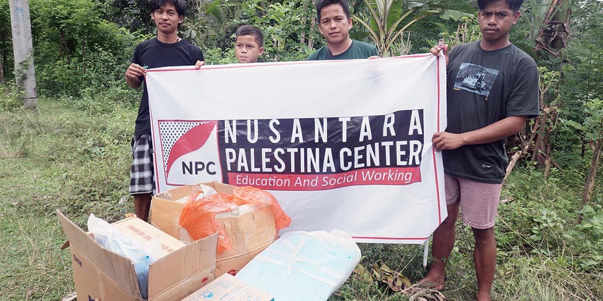 Korban Gempa Ucapkan Terima Kasih atas Bantuan NPC