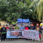 "Komunitas ""Tugas Kemanusiaan"" Salurkan Bantuan Korban Gempa di Sulbar"