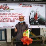 NPC Salurkan Bantuan untuk Korban Gempa dan Tanah Longsor