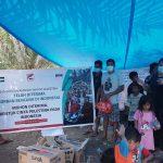 NPC Salurkan Bantuan Warga Palestina di Malunda