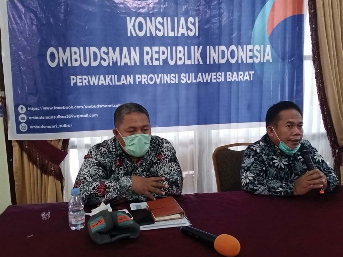 Pemkab Majene Siap Menindaklanjuti Saran Ombudsman Sulbar