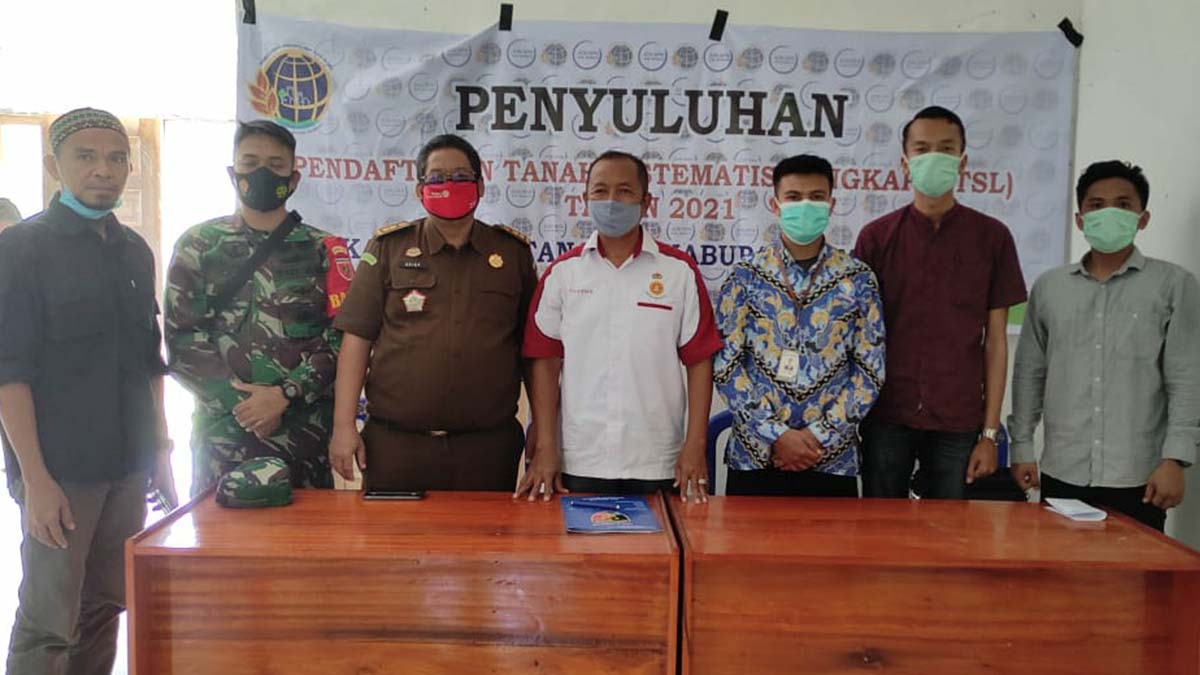 Cegah Maladministrasi, Pertanahan Mamuju Libatkan Ombudsman