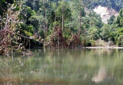 Lambatnya Penanganan BPBD Potensi Banjir di Sungai Deking