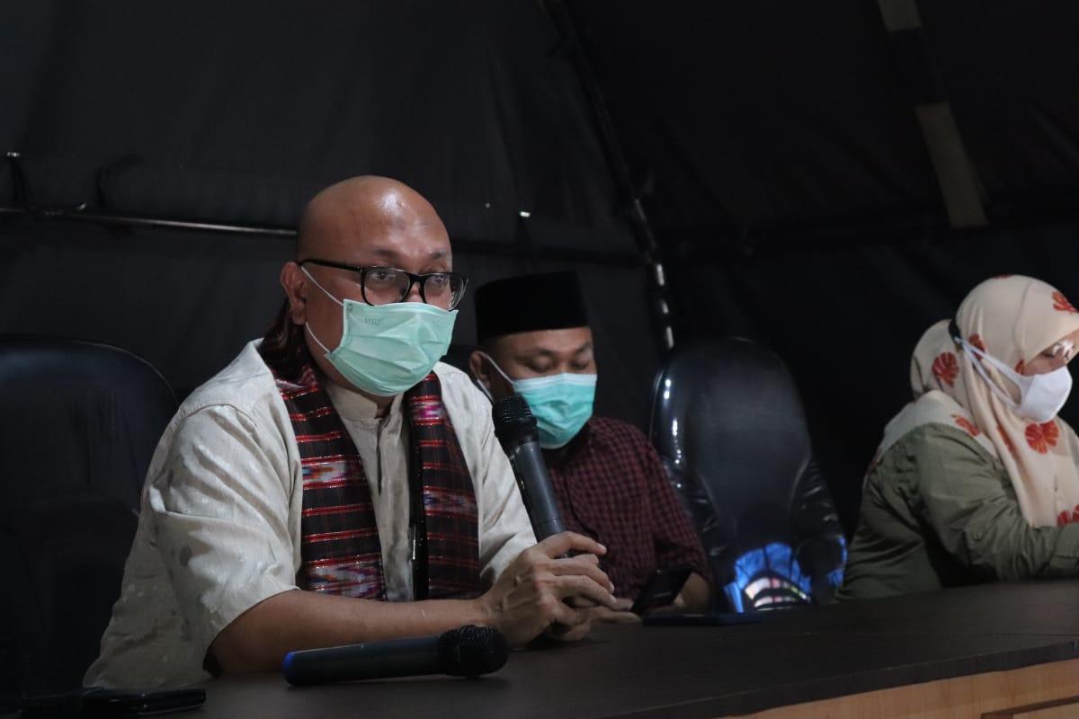 KPU RI Salurkan Bantuan untuk Korban Gempa