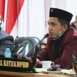 Pimpinan DPRD Sulbar Apresiasi Penanganan Bencana