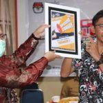 KPU Sulbar Gelar Malam Penganugerahan KPU Award 2020