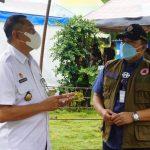 Kabiro Humas : Jajaran Kemenkumham Sulbar Harus Tetap Patuhi Prokes