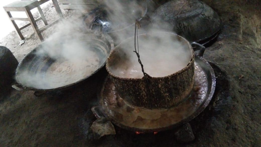Asal Mula dan Cara Membuat Gula Merah ala Ibu Nirwana