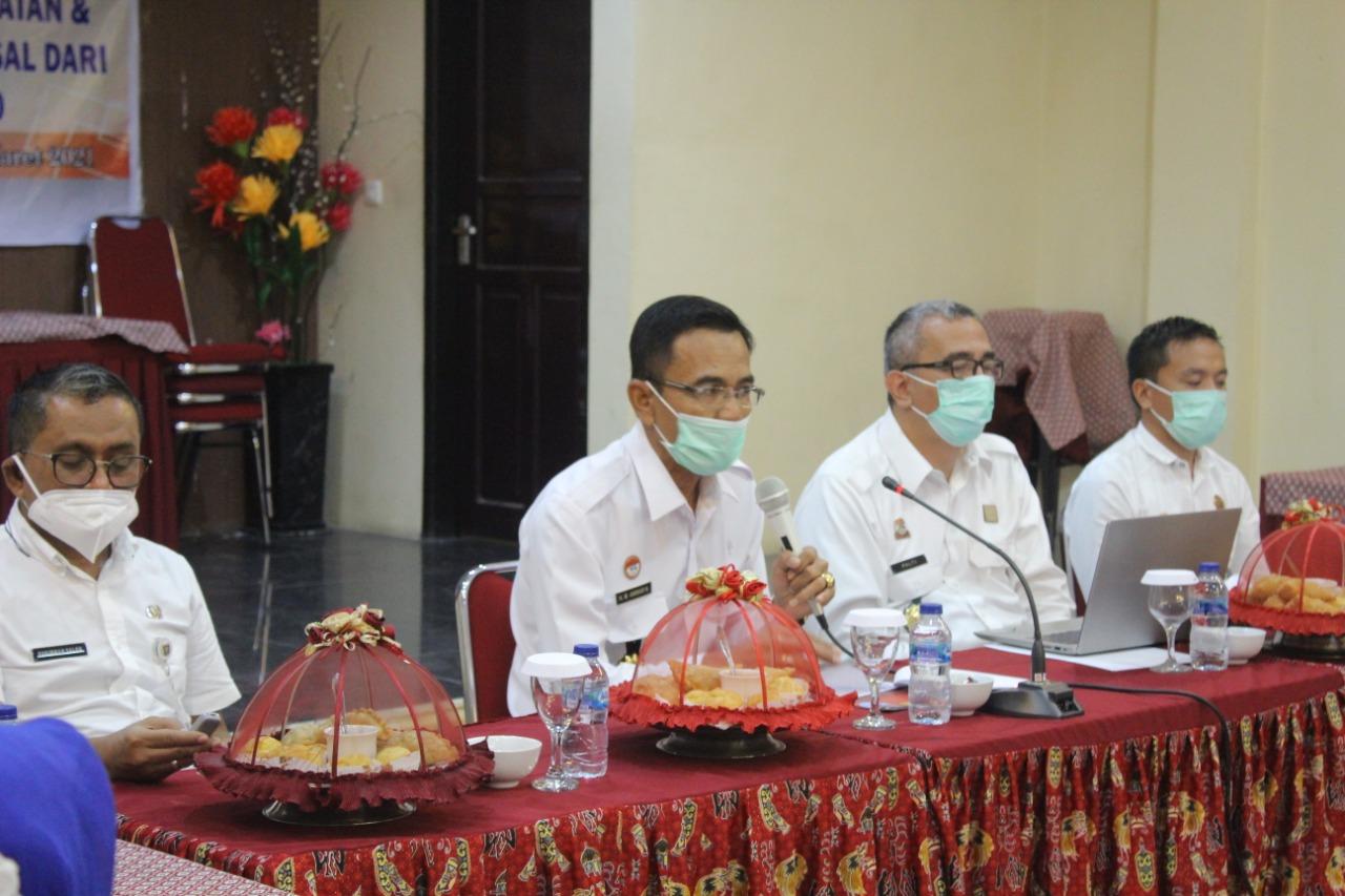 Komitmen Berikan Layanan Terbaik Bagi Pemerintah Daerah