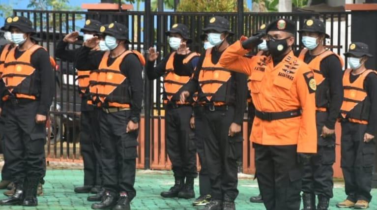 Gubernur Apresiasi Basarnas Tangani Bencana