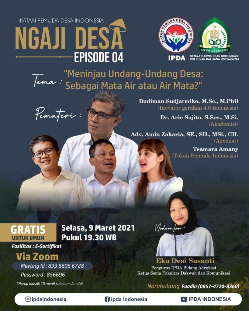IPDA Yogyakarta Helat Ngaji Desa Episode 4