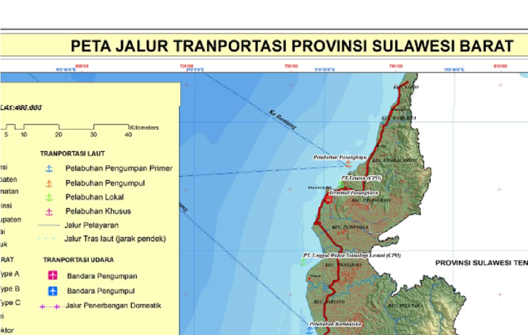 Jalur Laut, Gerbang Segitiga Emas Pariwisata Sulbar (4)