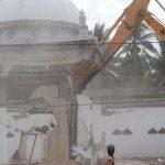 Masjid Dibangun Hasil Patungan Warga, Dirubuhkan