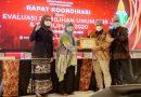 Istimewa, Penghargaan KPU RI untuk KPU Majene