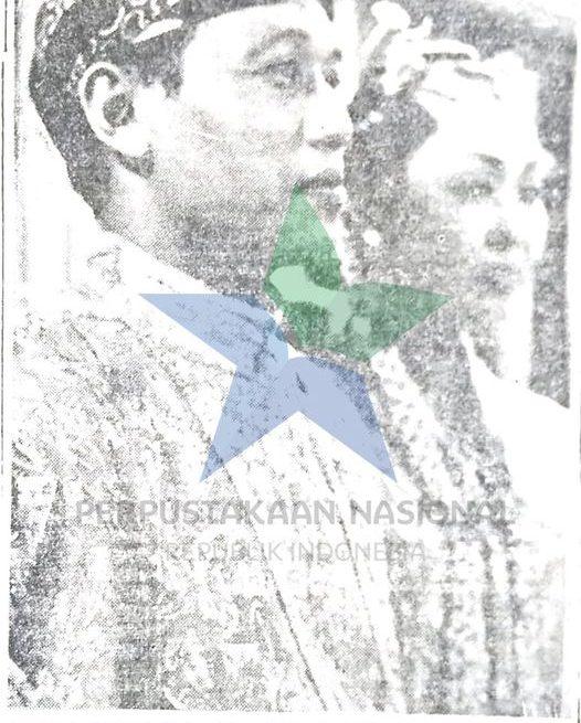 Harmoko dan Potret Lawas Pernikahannya