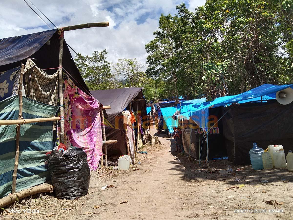 Kisah Cinta Penyintas Gempa di Malunda, Bagian 3