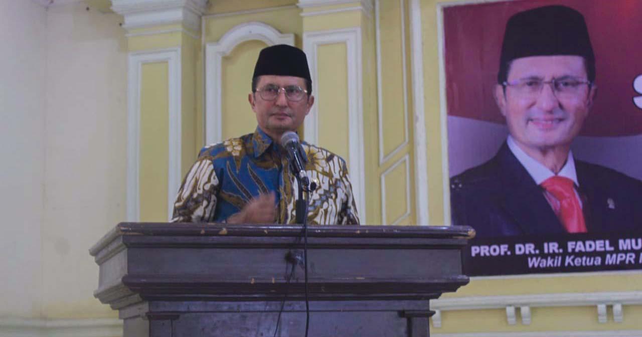 Wakil Ketua MPR-RI Sosialisasi Empat Pilar Gandeng LDII Sulbar