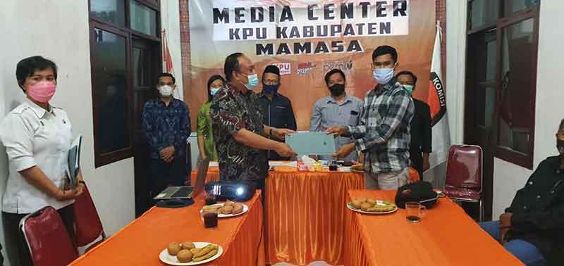 KPU-Capil Mamasa Terus Update Data Pemilih Berkelanjutan