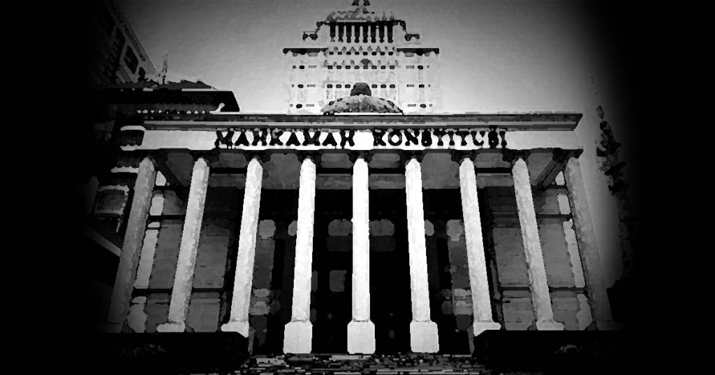 Presidential election in Indonesia, 2019 - Constitutional Court of Indonesia