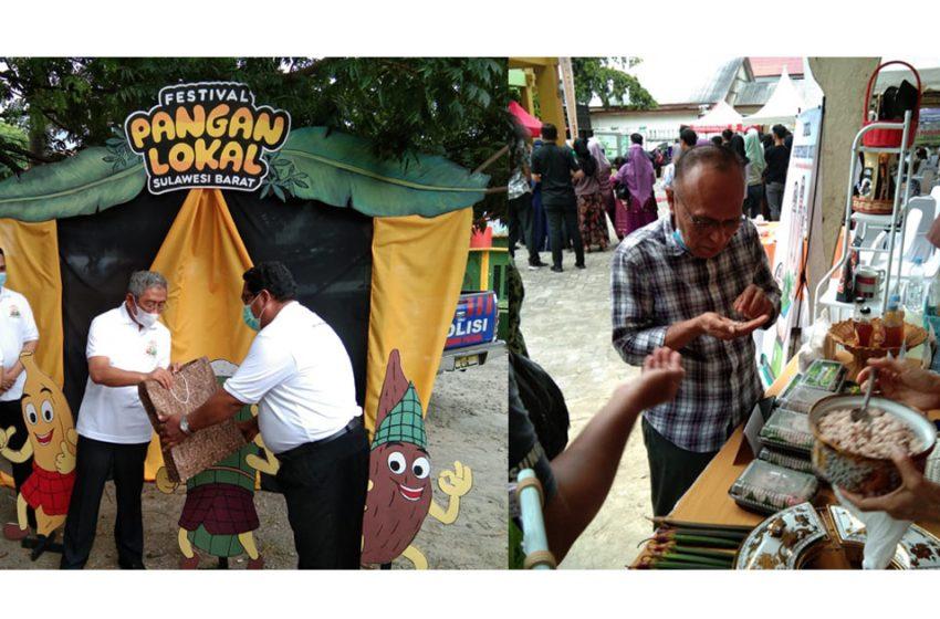 Festival Pangan: Kenyang Nggak Harus Nasi