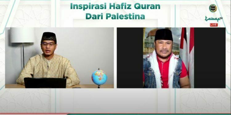 Bang Onim-Syeikh Muhammad Jaber: Inspirasi Hafiz Quran dari Palestina